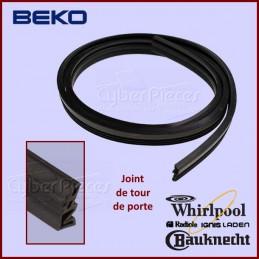 Joint de tour de porte Beko 1749190200 CYB-271356