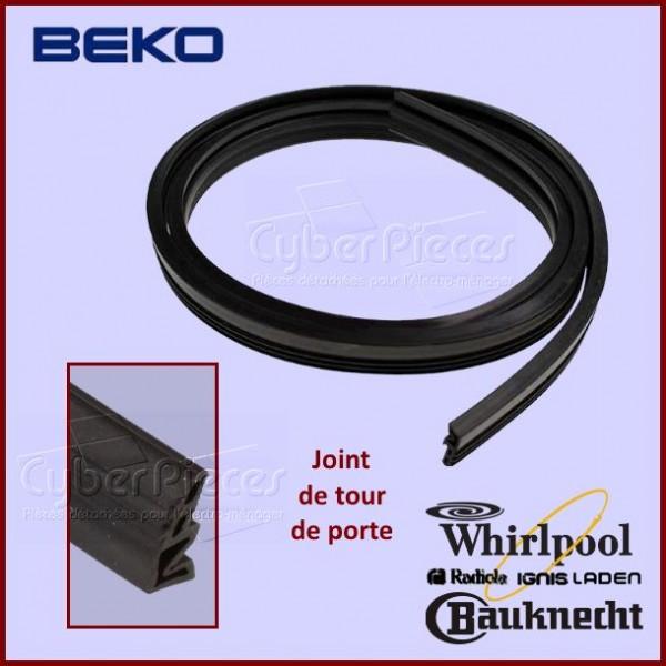 Joint de tour de porte Beko 1749190200