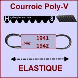 Courroie 1941H8 - 1942H8 - EL- élastique CYB-200530