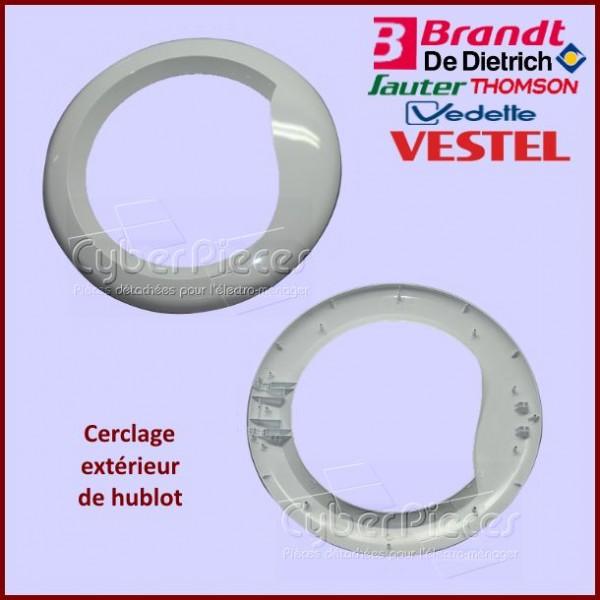 Cadre de hublot Brandt 52X1800