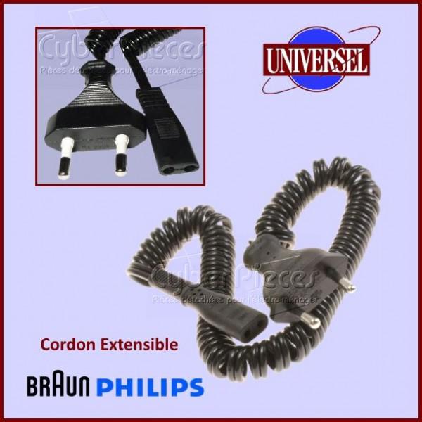 Cordon Extensible Noir  - 7030305