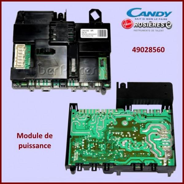 Module de puissance Candy 49028560