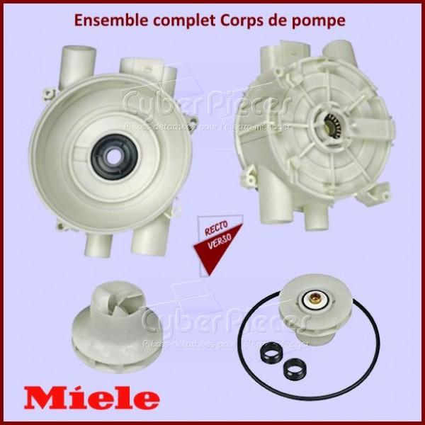 Corps De Pompe Miele 6195751