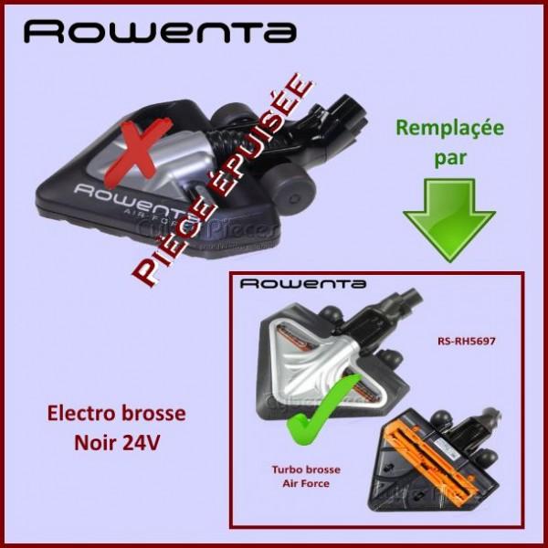 Electro brosse Noir 24V RS-RH5070***Pièce épuisée***