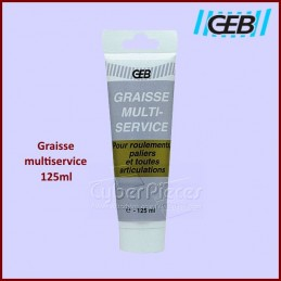 Tube de graisse multi service pour roulement 125ml CYB-171038