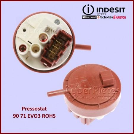 Pressostat EVO3 ROHS Indesit C00143740