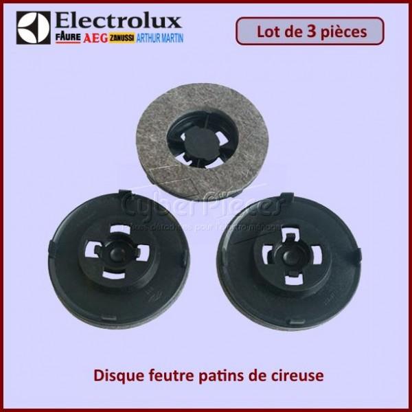 Disque feutre ZP14 pour cireuse Electrolux 50030911007