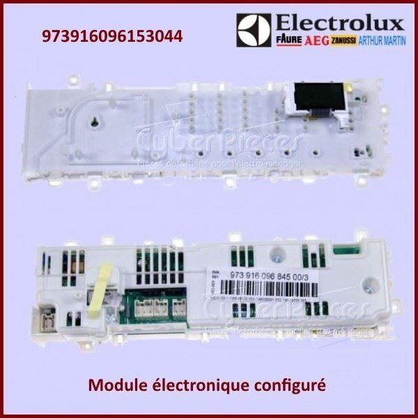 Module Electronique configuré Electrolux 973916096153044