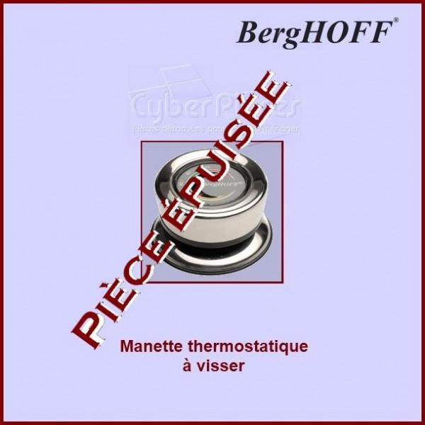 Manette thermostatique à visser Berghoff 467792 ***Pièce épuisée***