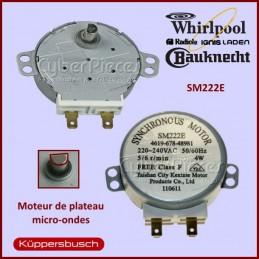 Moteur SM222E Whirlpool...