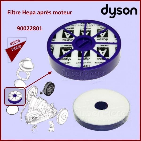 Filtre Hepa après moteur Dyson 90022801