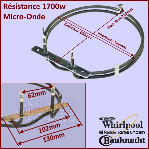Résistance Circulaire 481925928634