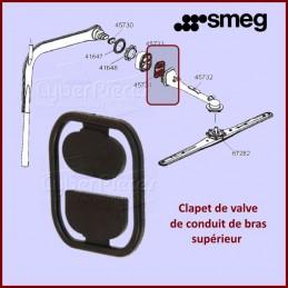 Double valve inverseur SMEG 759130466 CYB-421140