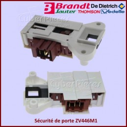 Sécurité de porte ZV446M1 Brandt AS0015962 CYB-091060