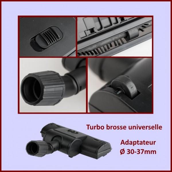 Turbo Brosse universelle adaptateur Ø 30-37mm