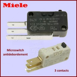 Microswitch antidebordement...