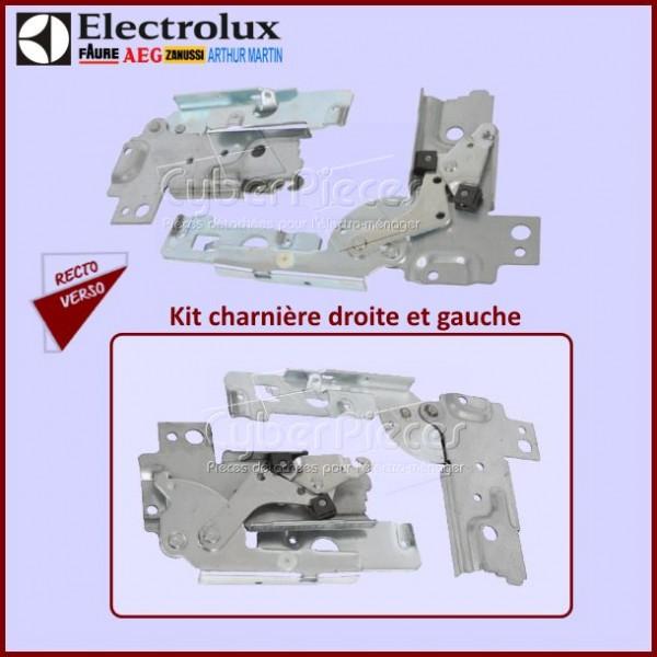 Charnières de porte Electrolux 50286437004