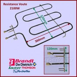 Resistance De Voute 2100W Brandt 74X2310 CYB-016568