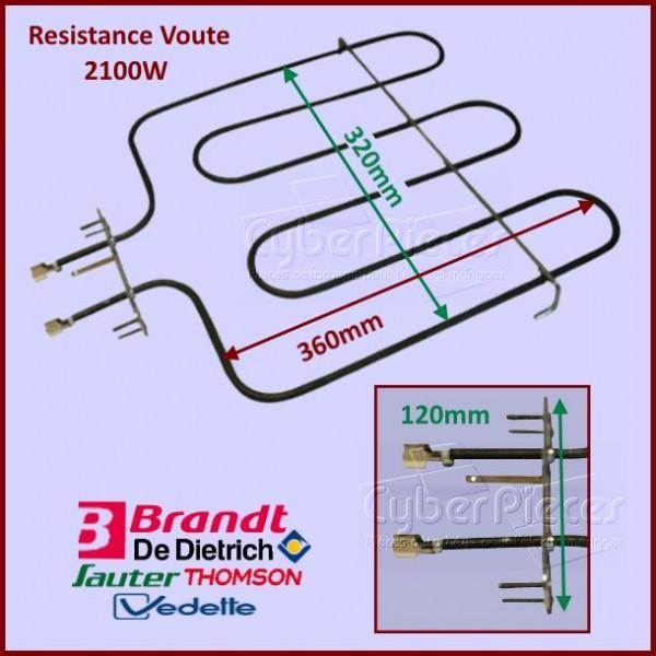 Resistance De Voute 2100W Brandt 74X2310