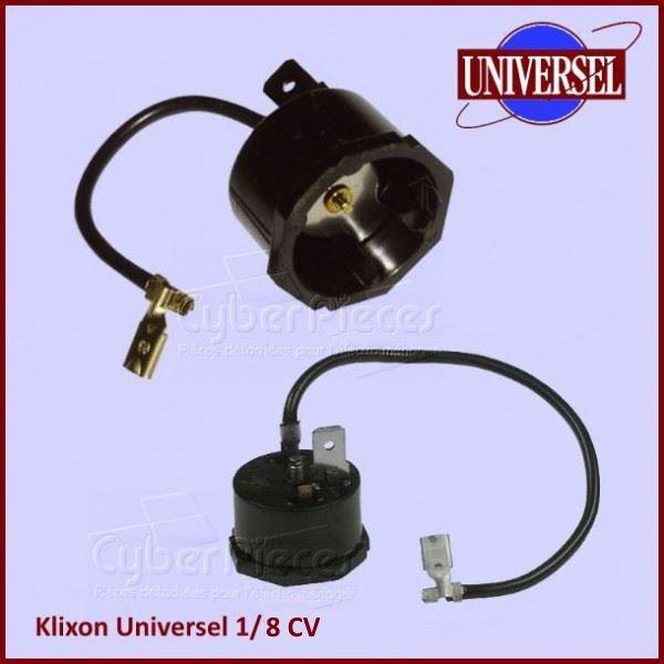 Klixon Universel 1/8CV compresseur