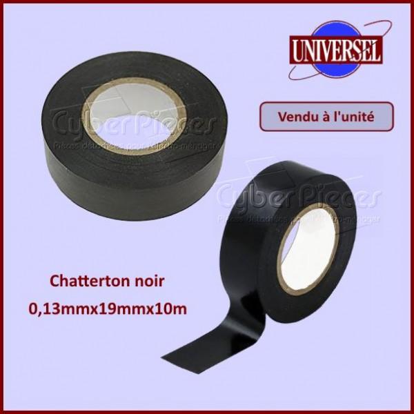 Chatterton noir classe A - Scotch Electrique extensible