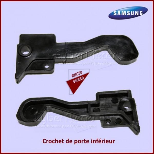 Crochet de porte inférieur Samsung DE64-01352A
