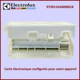 Carte électronique configuré EDW1X Electrolux 973911434008018 CYB-432566