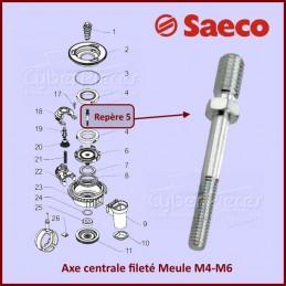 Axe Centrale Fileté De Meule Saeco 127473603***épuisé*** CYB-057219