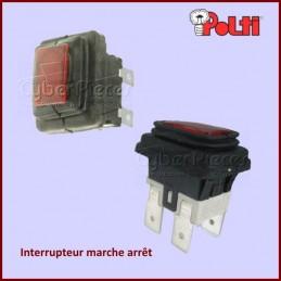Interrupteur marche arrêt POLTI M0006233 CYB-261203