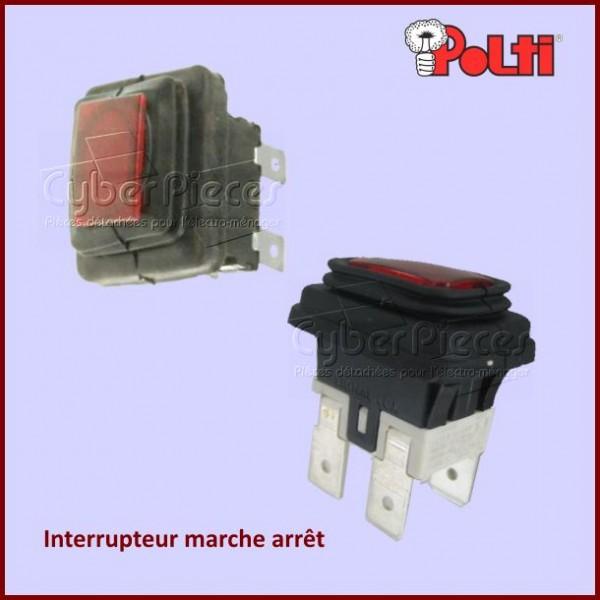 Interrupteur marche arrêt POLTI  M0006233