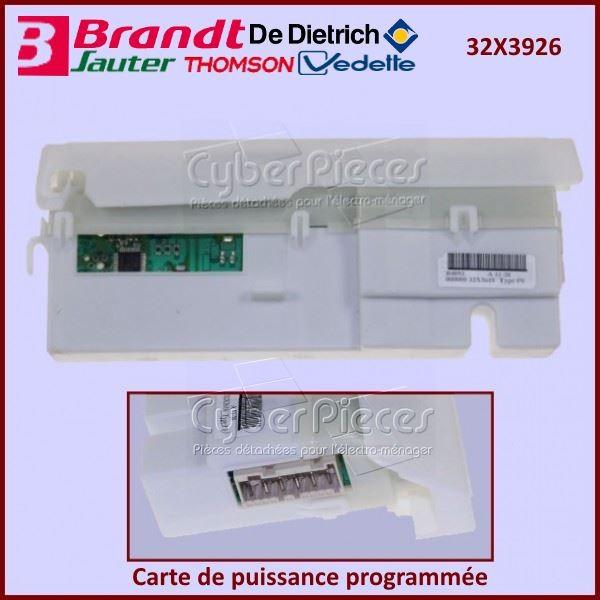 Carte de puissance Brandt 32X3926
