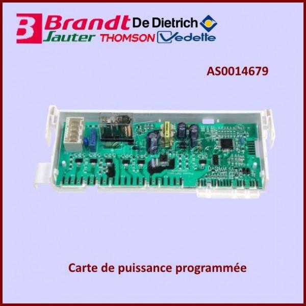 Carte de puissance Brandt AS0014679