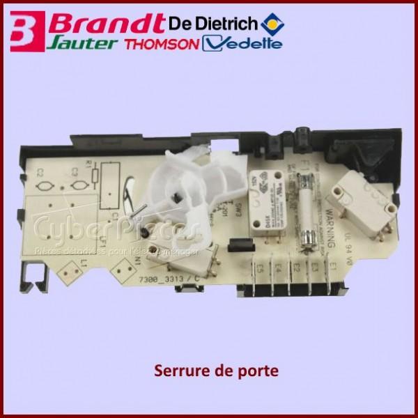 Serrure de porte Brandt AS0017647