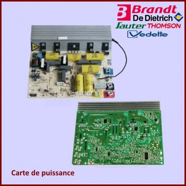Carte de puissance Brandt 74X8699