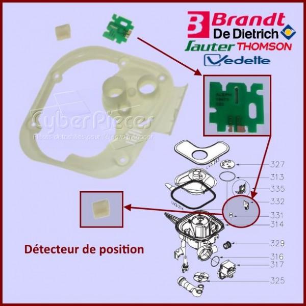 Détecteur de position Brandt 32X2722