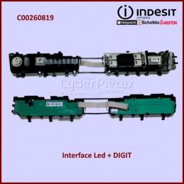 Interface Led  + DIGIT...