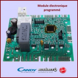 Carte électronique programmée Candy 41029100 CYB-054393