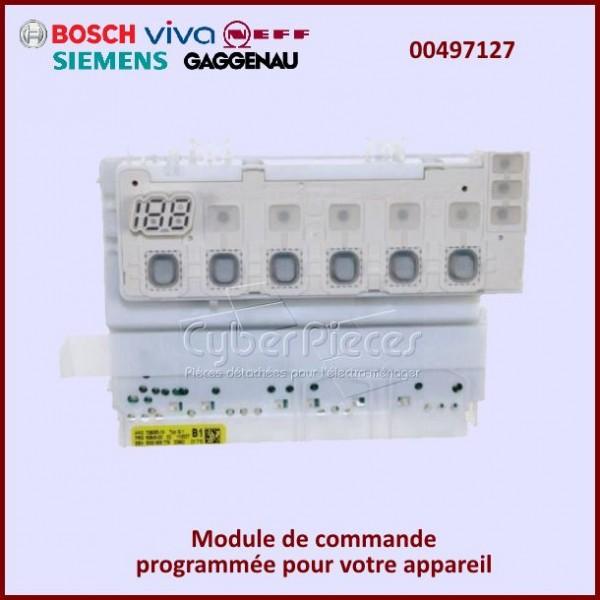 Carte électronique de commande Bosch 00497127