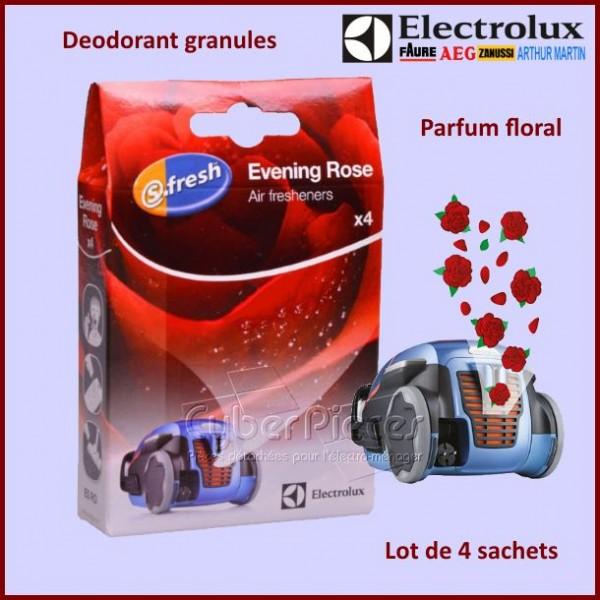 Deodorant granules parfum fresh Rose