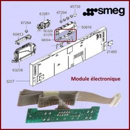 Carte électronique SMEG 811650608 CYB-099790