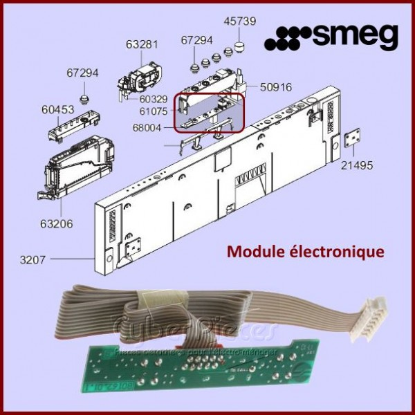 Module Electronique SMEG 811650608