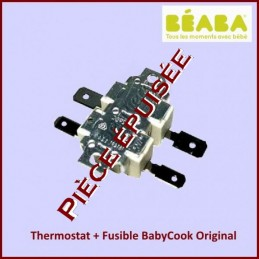 Thermostat double BabyCook...
