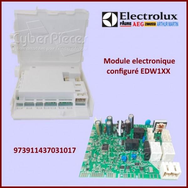 Carte electronique configuré EDW1XX Electrolux 973911437031017