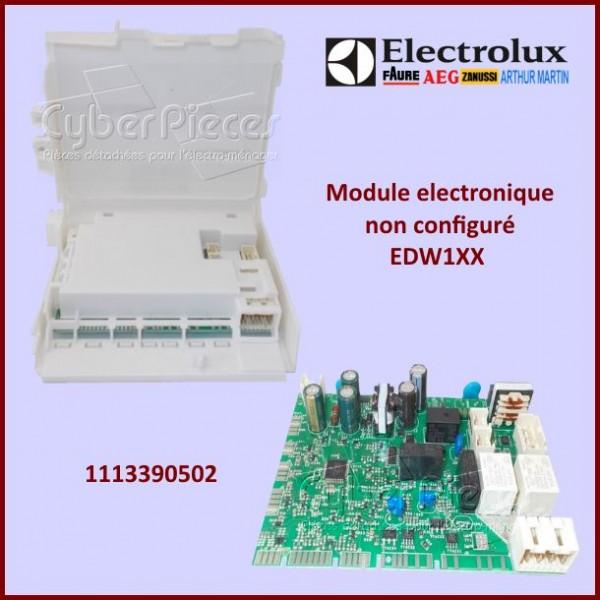 Module electronique non configuré EDW1XX Electrolux 1113390502