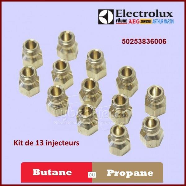 Injecteurs Butane - Propane Electrolux 50253836006