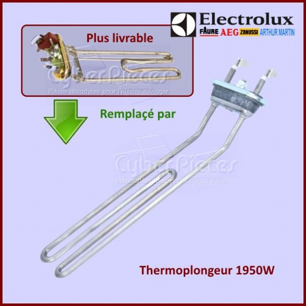 Thermoplongeur 1950w Electrolux 1290537008