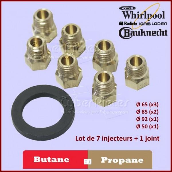 Injecteurs Butane - Propane Whirlpool 481931039347