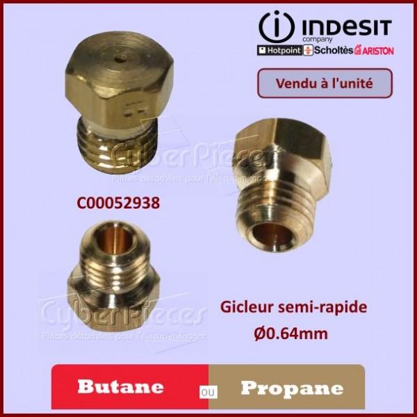 Injecteur Semi rapide Butane Indesit C00052938