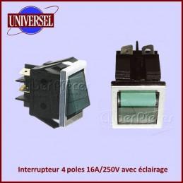 Interrupteur 4 poles...
