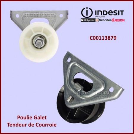 Poulie Galet Tendeur de Courroie Indesit C00504520